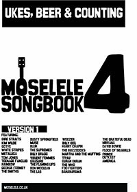 Songbook Four Cover