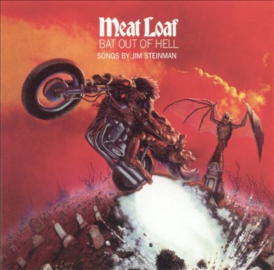 Favourite Songs – Bat Out of Hell
