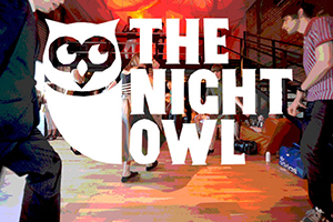 The Night Owl: 19th June