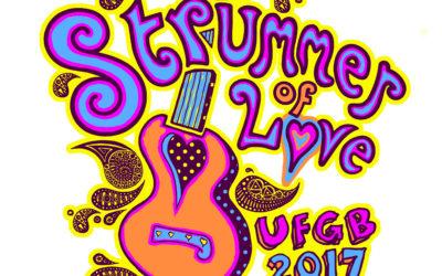 Ukulele Festival of Great Britain – 2017