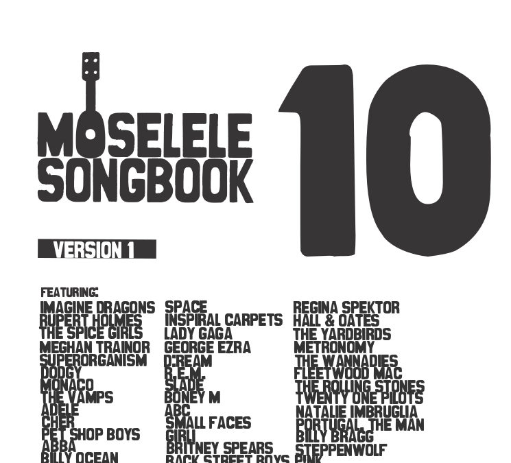 It's Here – Songbook 10